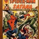 Marvel Team-Up #81 Spider-Man & Satana comic book - Marvel comics