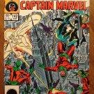 Marvel Team-Up #142 Spider-Man & Captain Marvel comic book - Marvel comics