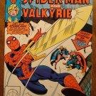 Marvel Team-Up #116 Spider-Man & Valkyrie comic book - Marvel comics