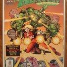 Mars Attacks / The Savage Dragon #2 comic book - Topps comics