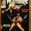 Marvel Comics Presents #53 comic book, Wolverine