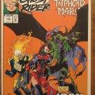 Marvel Comics Presents #130 comic book, Wolverine, Ghost Rider