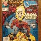Marvel Comics Presents #132 comic book, Wolverine, Ghost Rider