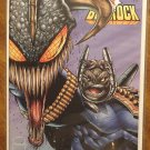 Violator vs Badrock #4 comic book - Image Comics