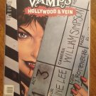 Vamps: Hollywood & Vein #2 comic book - DC (Vertigo) Comics, female vampires on the prowl!