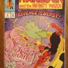 Warlock & The Infinity Watch #6 comic book - Marvel comics