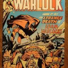 Warlock #11 (B) (1976) comic book - Marvel comics - beautiful condition