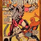 Marvel Comics - Web of Spider-Man #17 comic book, spiderman