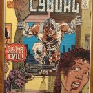Teen Titans Spotlight - Cyborg #13 comic book - DC Comics