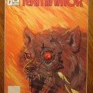 The Terminator #7 comic book - Now Comics