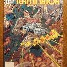 The Terminator #2 comic book - Now Comics, NM condition
