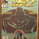 William Shatner's Tek World #16 comic book - Marvel comics
