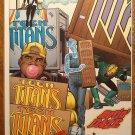 Teen Titans #6 (1990's series) comic book - DC Comics