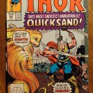 The Mighty Thor #402 comic book - Marvel Comics