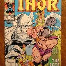 The Mighty Thor #368 comic book - Marvel Comics