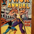 The Mighty Thor Annual #12 comic book - Marvel Comics