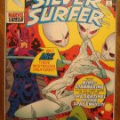 Flashback: Silver Surfer #1 comic book - Marvel Comics