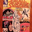 Silver Surfer #17 comic book - Marvel Comics