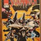 StormWatch #6 comic book - Image Comics