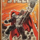 Steel #0 comic book - DC Comics - Superman
