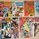 Suicide Squad #'s 5, 6, 7, 8, 11, 12, 14, 15, 17, 18, comic book - DC Comics