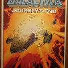 Battlestar Galactica: Journey's End #1 comic book - Maximum Press