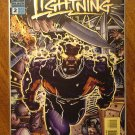 Black Lightning #2 comic book - DC Comics
