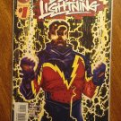 Black Lightning preview promo comic book - DC Comics