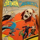 Brave & The Bold #193 comic book, Batman & Nemesis - DC comics