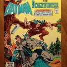 Brave & The Bold #171 comic book, Batman & Scalphunter - DC comics