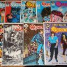 The Question #'s 4, 7, 13, 14, 19, 20, 21, 27, Annual 1 comic book - DC Comics