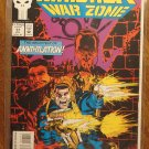 Punisher War Zone #17 comic book - Marvel comics