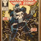 Punisher War Zone #10 comic book - Marvel comics