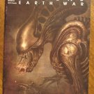 Aliens: Earth War #1 comic book - Dark Horse Comics