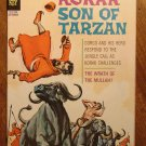 Korak: Son Of Tarzan #37 comic book 1970 Gold Key comics, Edgar Rice Burroughs