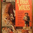 A Tiger Walks movie comic book 1964 Gold Key comics