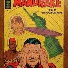 Mandrake the Magician #6 comic book 1967 King Features comics