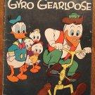 Dell comic book - Walt Disney's Gyro Gearloose #1047 (Four Color) 1960 Donald Duck Huey Dewey Louie