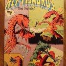 Reptisaurus #4 comic book 1962 Charlton comics