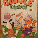 Giggle Comics #89 comic book 1953 American comics Group (ACG)