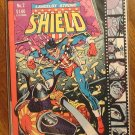 The Shield #2 comic book - Red Circle Comics