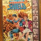 The Shield #1 comic book - Red Circle Comics