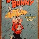 Buster Bunny #3 comic book 1950 Standard comics