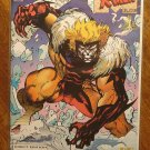 The Marvel X-Men Collection #1 comic book, Marvel comics, Jim Lee