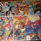 X-Men 2099 #'s 2, 3, 4, 6, 11, 12, 26, Special 1 comic book Marvel comics