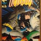 Detective Comics #640 comic book - DC Comics, Batman