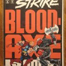 Thunder Strike #9 comic book - Marvel Comics