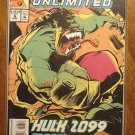 2099 Unlimited #6 comic book - Marvel Comics