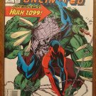 2099 Unlimited #2 comic book - Marvel Comics
