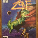 The Twilight Zone #3 comic book - Now Comics